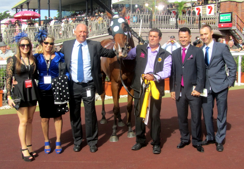 ANOTHER STAKES WIN AND SPRING HOPES FOR SOLZHENITSYN