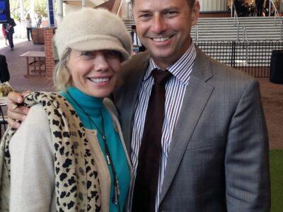 DG with Jenny McAlpine