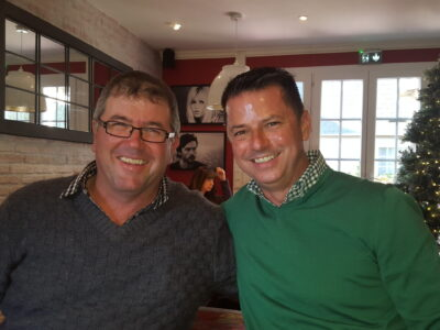 DG & David Toole