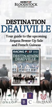Destination Deauville- French Guineas & Arqana Breeze Up Sale